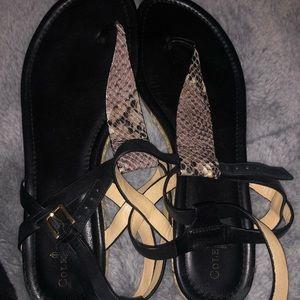 Cole Haan sandals barely worn